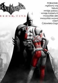 Batman: Arkham City - Poradnik PL