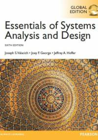 Essentials of Systems Analysis and Design (2015)