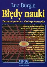 Luc Bürgin - Błędy nauki [eBook PL]
