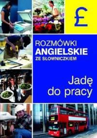 Jakubiec L. - Jadę do pracy Rozmówki angielskie ze słowniczkiem