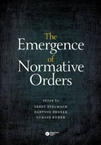 The Emergence of Normative Orders - Opracowanie zbiorowe
