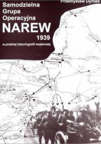 Przemysław Dymek - SGO Narew 1939