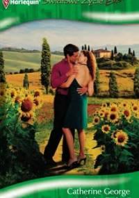 W słońcu Toskanii - George Catherine