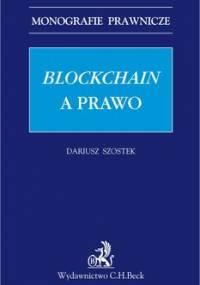 Blockchain a prawo - Szostek Dariusz