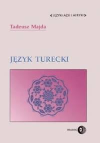 Język turecki - Majda Tadeusz
