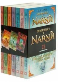 Lewis Clive Staples - Opowieści z Narnii (wszystkie części).