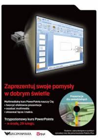Trzypoziomowy kurs PowerPointa - Rzeczpospolita 29 lutego 2012