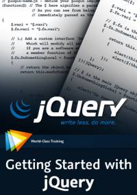 Getting Started with jQuery (Video2Brain)