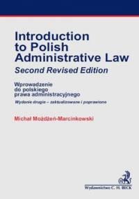 Introducion to Polish Administrative Law - Możdżeń-Marcinkowski Michał