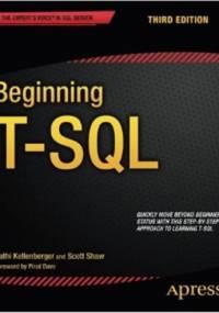 Beginning T-SQL 3rd Edition