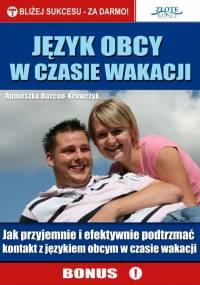 A.Krawczyk - Język obcy w czasie wakacji [EBOOK PL]
