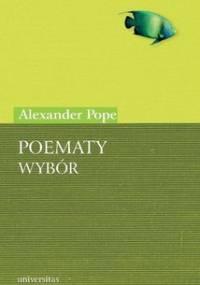 Poematy - Kamiński Ludwik, Pope Alexander