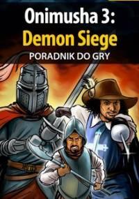 Onimusha 3: Demon Siege - poradnik do gry - Janas Mariusz PIRX