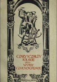 Julian Tuwim - Czary i czarty polskie oraz Wypisy czarnoksięskie (1924)