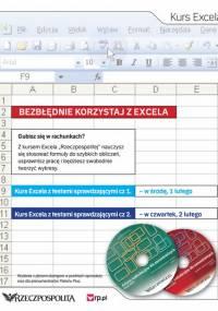 Kurs Excela - Rzeczpospolita  1-2 luty 2012