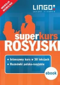 Rosyjski. Superkurs (kurs + rozmówki). Wersja mobilna - Zybert Mirosław, Dąbrowska Halina