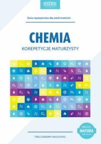Chemia. Korepetycje maturzysty - Urbańczyk Maria