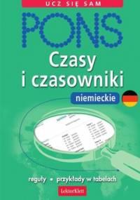 Czasy i czasowniki niemieckie - Weermann Eva Maria