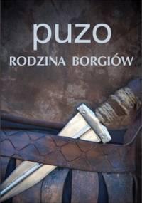 Rodzina Borgiów - Puzo Mario