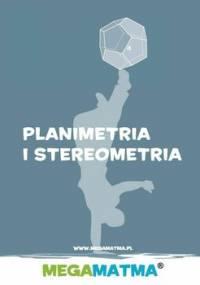 MegaMatma. Planimetria, stereometria - Molęda Alicja