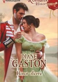 Honor oficera - Gaston Diane