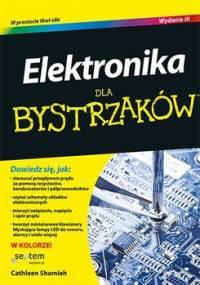 Elektronika dla bystrzaków - Shamieh Cathleen