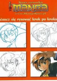 Kurs rysunku MANGA numery  01-60 *całość*