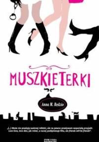 Muszkieterki - Rędzio Anna M.
