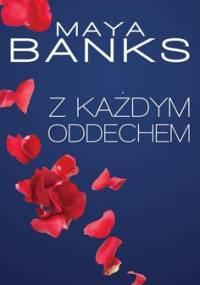 Z każdym oddechem - Banks Maya