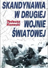 Tadeusz Konecki - Skandynawia w drugiej wojnie światowej [eBook PL]