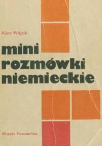 A.Wójcik - Mini rozmówki niemieckie