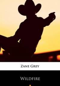 Wildfire - Grey Zane