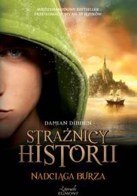 Damian Dibben - Nadciąga burza