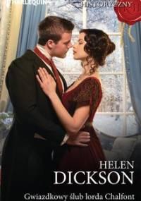 Gwiazdkowy ślub lorda Chalfont - Dickson Helen