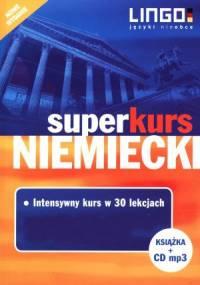 LINGO - Niemiecki. SUPERKURS [AUDIOKURS MP3]
