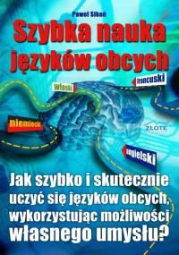 P.Sikoń - Szybka nauka języków obcych [EBOOK PL]