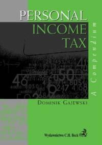Personal Income Tax - Gajewski Dominik