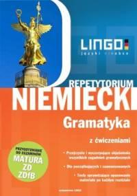 Niemiecki. Gramatyka z ćwiczeniami. Repetytorium - Sielecki Tomasz