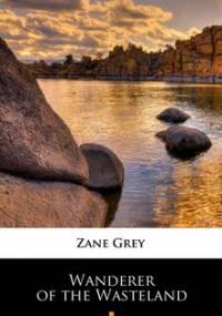 Wanderer of the Wasteland - Grey Zane