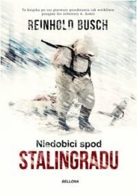 Niedobici spod Stalingradu - Busch Reinchold