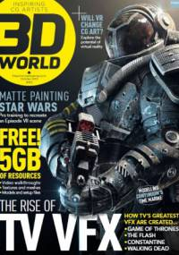 3D World - October 2015