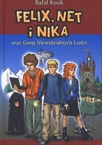 Felix, Net i Nika oraz Gang Niewidzialnych Ludzi - Kosik Rafał