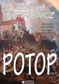 Potop. Tom 2 - Sienkiewicz Henryk