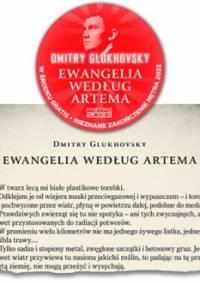 Dmitry Glukhovsky - Ewangelia według Artema
