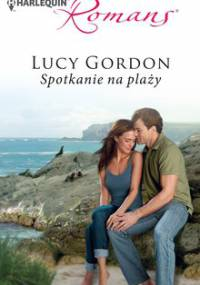 Spotkanie na plaży - Gordon Lucy