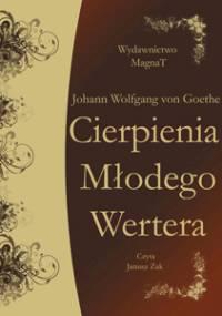 Cierpienia młodego Wertera - Johann Wolfgang Gethe [PDF, PL]