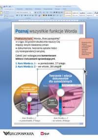 Praktyczny kurs Worda - Rzeczpospolita 27-28 lutego 2012