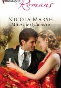 Miłość w stylu retro - Marsh Nicola