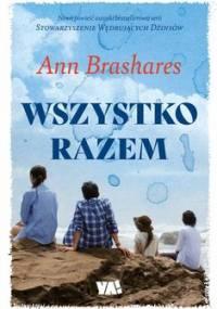 Wszystko razem - Brashares Ann