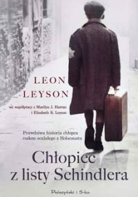 Chłopiec z listy Schindlera - Leyson Leon